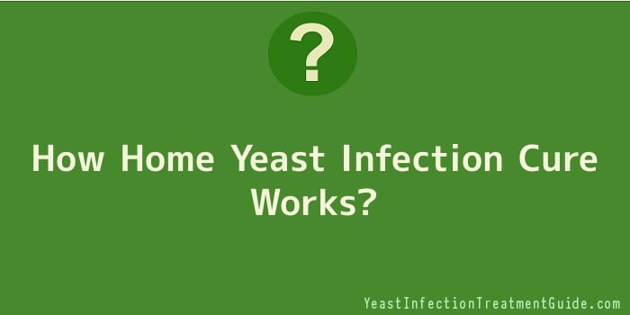 How Home Yeast Infection Cure Works