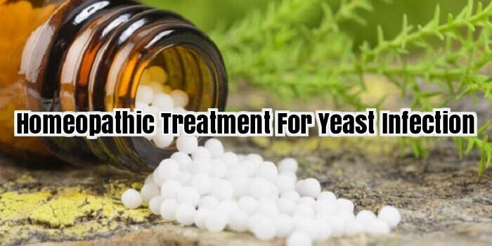 Homeopathic Treatment For Yeast Infection